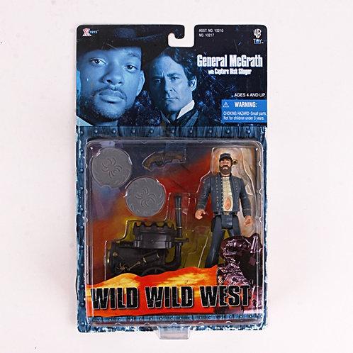 General McGrath - Classic 1999 Wild Wild West - Action Figure