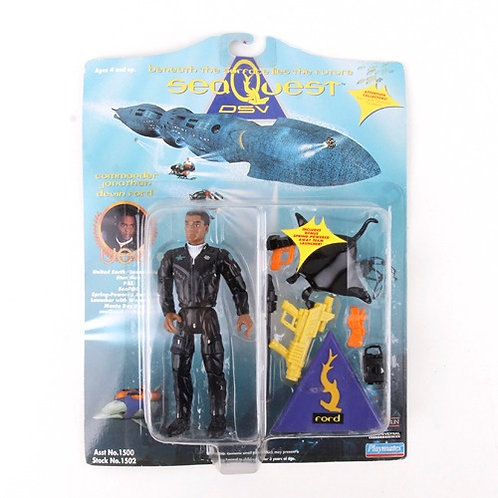 Commander Jonathan Devin Ford - Classic 1993 Sea Quest DSV - Playmates