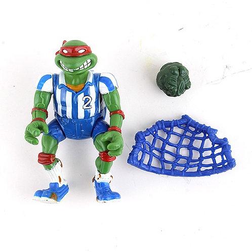 Shell Kickin' Raph - Vintage 1991 Teenage Mutant Ninja Turtles - Playmates
