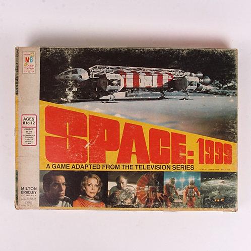 Space: 1999 - Vintage 1976 Board Game - Milton Bradley