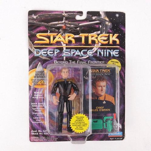 Chief Miles O'Brien - Classic 1993 Star Trek Deep Space Nine - Playmates