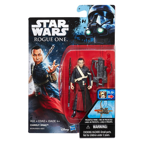 Chirrut Imwe - Modern 2016 Star Wars Rogue One - Hasbro