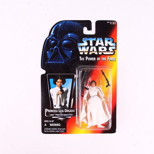 Princess Leia Organa - Classic 1995 Star Wars Power of the Force - Action Figure