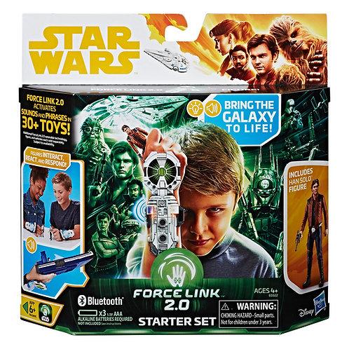 Starter Set - Modern 2017 Star Wars Force Link 2 - Hasbro