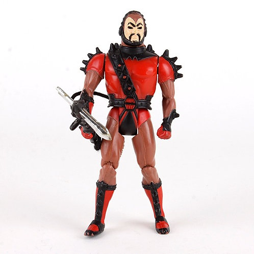 Steppenwolf - Vintage 1984 Super Powers DC Comics - Action Figure - Kenner