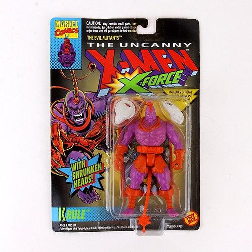 Krule - Classic 1993 Marvel The Uncanny X-Men X-Force Action Figure - Toy Biz