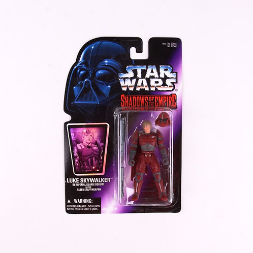 Luke Skywalker - Classic 1996 Star Wars Shadows of the Empire - Action Figure