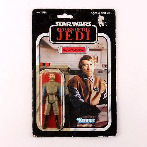 General Madine - Vintage 1983 Star Wars Return of the Jedi - Kenner