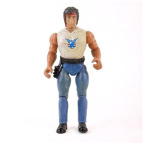 Rambo - Vintage 1985 Rambo Force of Freedom - Action Figure - Coleco