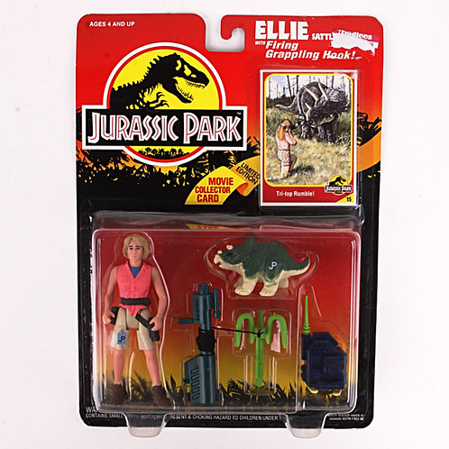 Ellie Sattler - Classic 1993 Jurassic Park - Kenner Action Figure