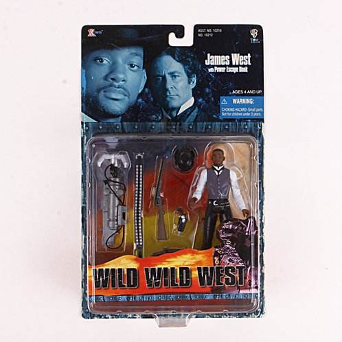 James West - Classic 1999 Wild Wild West - Action Figure