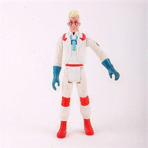 Egon Spengler - Vintage 1987 Ghostbusters - Action Figure - Kenner