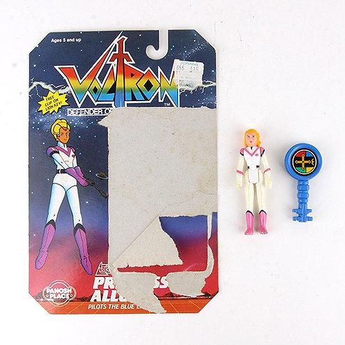 Princess Allura - Vintage 1984 Voltron Action Figure - Panosh Place