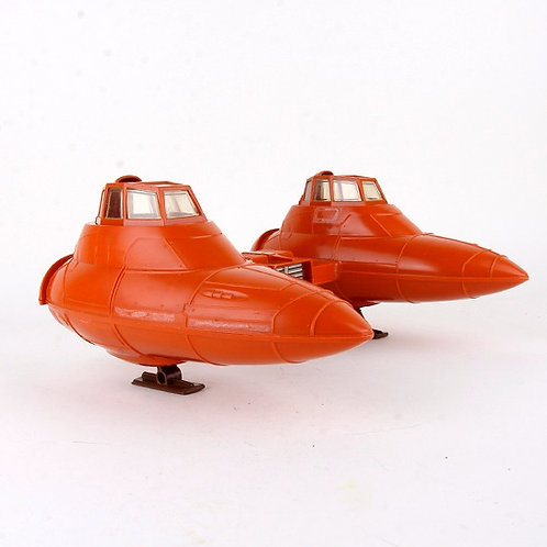Twin-Pod Cloud Car - Vintage 1980 Star Wars The Empire Strikes Back - Kenner