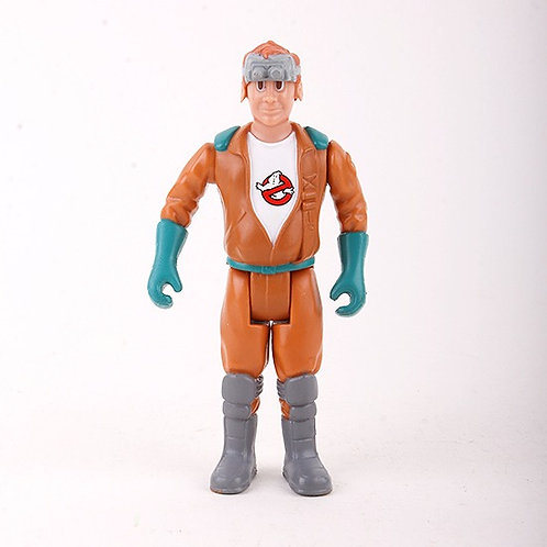 Ray Stanz - Vintage 1987 Ghostbusters - Fright Features Action Figure - Kenner