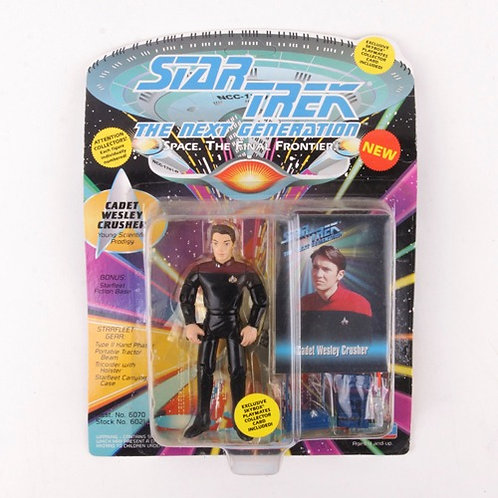 Cadet Wesley Crusher - Classic 1993 Star Trek The Next Generation - Playmates