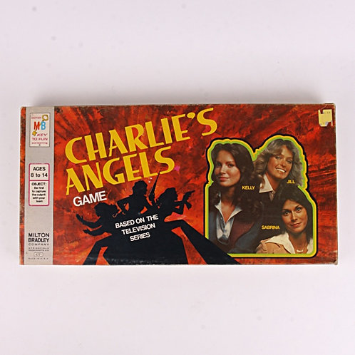 Charlie's Angels - Vintage 1977 Board Game - Milton Bradley