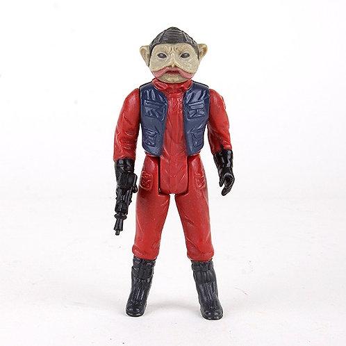 Nien Nunb - Vintage 1983 Star Wars Action Figure - Kenner