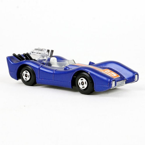 Blue Shark #61 - Vintage 1971 Superfast Matchbox - Die Cast Vehicle