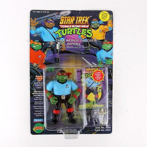 Chief Medical Officer Raphael - 1994 Teenage Mutant Ninja Turtles - Playmates