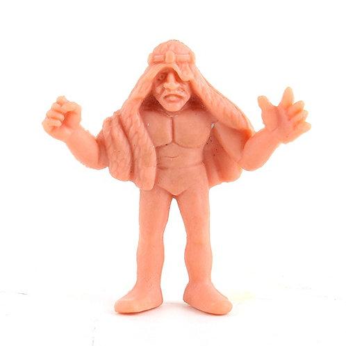 Sheik - Vintage 1980s M.U.S.C.L.E. #62 Muscle Men Figure - Mattel