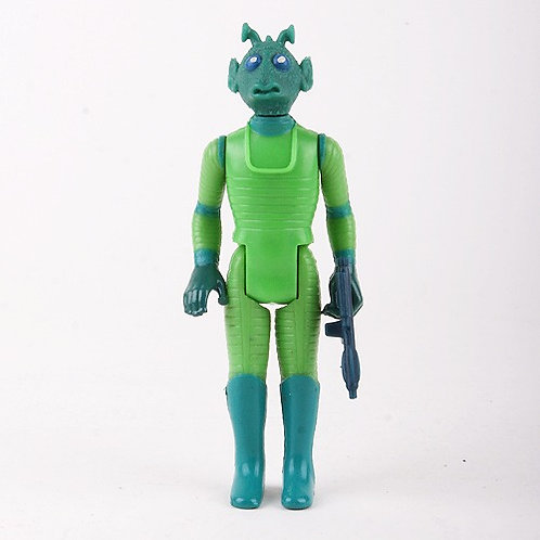 Greedo - Vintage 1978 Star Wars - Action Figure - Kenner