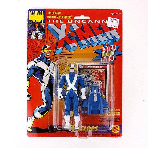 Cyclops - Classic 1991 Marvel The Uncanny X-Men Action Figure - Toy Biz