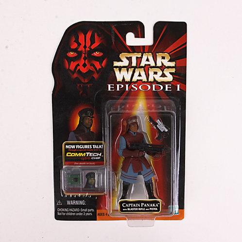 Captain Panaka - Classic 1999 Star Wars The Phantom Menace - Action Figure