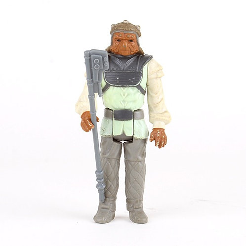 Nikto - Vintage 1983 Star Wars Action Figure - Kenner