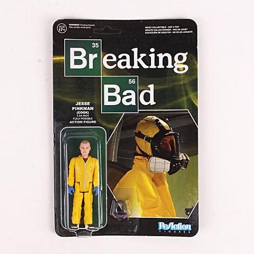 Jesse Pinkman (Cook) - Modern 2015 Breaking Bad - Funko / ReAction Action Figure