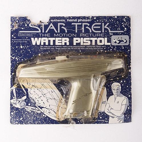 Hand Phaser / Water Pistol - Vintage 1979 Star Trek The Motion Picture - Aviva