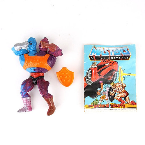 Two Bad - Vintage 1985 Masters of the Universe - Action Figure - Mattel