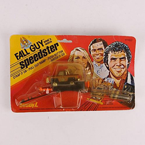 Speedster - Vintage 1981 Fall Guy Wind n Watch - Buddy L