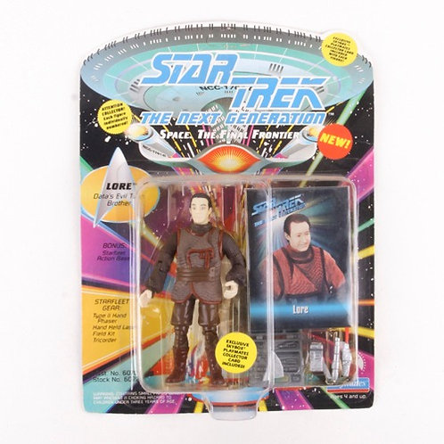 Lore - Classic 1993 Star Trek The Next Generation - Playmate
