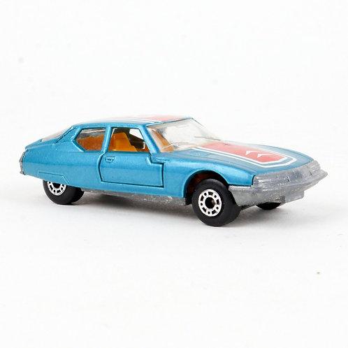 Citroen S.M. #51 - Vintage 1971 Superfast Matchbox - Die Cast Vehicle