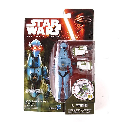 PZ-4CO - Modern 2015 Star Wars The Force Awakens - Hasbro
