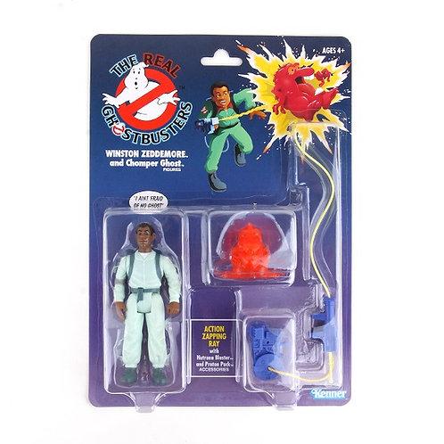 Winston Zedmore - Modern 2020 Ghostbusters Action Figure - Kenner / Hasbro