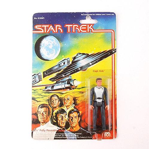Captain Kirk - Vintage 1979 Star Trek  - Mego Action Figure