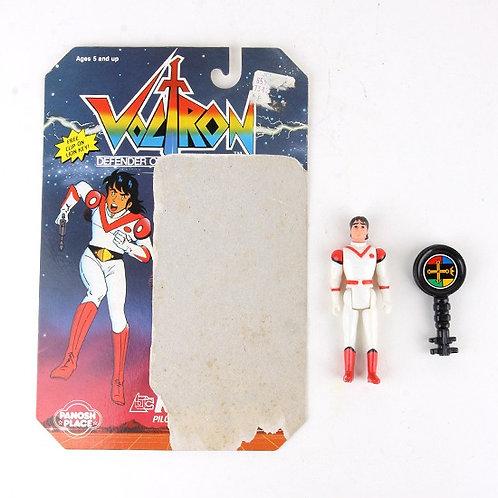 Keith - Vintage 1984 Voltron Action Figure - Panosh Place