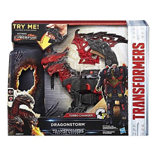 Dragonstorm - Modern 2016 Transformers: The Last Knight - Hasbro
