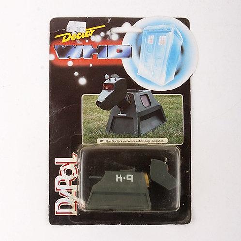 K-9 Robot-Dog - Vintage 1987 Doctor Who - Action Figure Dapol