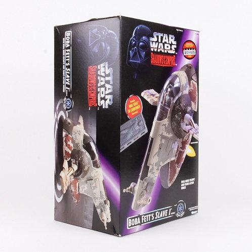 Boba Fett's Slave I - Classic 1996 Star Wars Shadows of the Empire