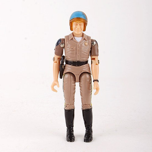 John - Vintage 1980 CHiPs - Action Figure - Mego