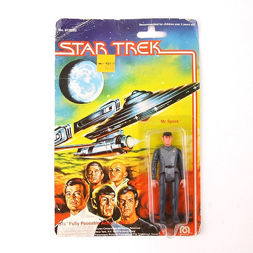 Mr. Spock - Vintage 1979 Star Trek Action Figure - Mego