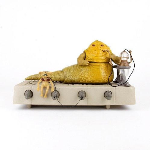 Jabba the Hutt - Vintage 1983 Star Wars Playset - Kenner