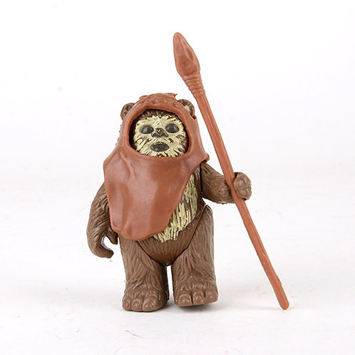 Wicket (Ewok) - Vintage 1984 Star Wars Action Figure - Kenner