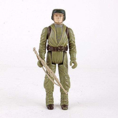 Rebel Soldier - Vintage 1983 Star Wars Action Figure - Kenner