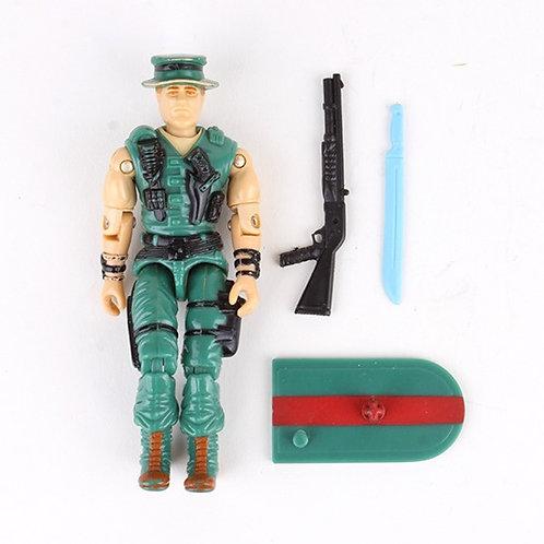 Muskrat - Vintage 1988 G.I. Joe Action Figure - Hasbro