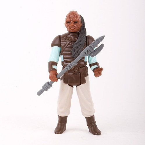 Weequay - Vintage 1983 Star Wars - Action Figure - Kenner