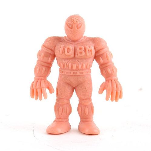 ICBM - Vintage 1980s M.U.S.C.L.E. #118 Muscle Men Figure - Mattel